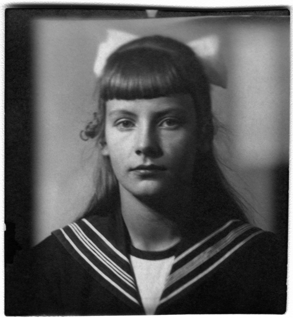 Greta Garbo c.1916