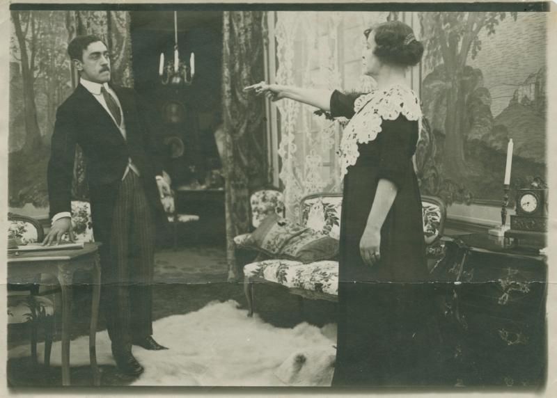 Mor och dotter (1912) Filmografinr 1912/27