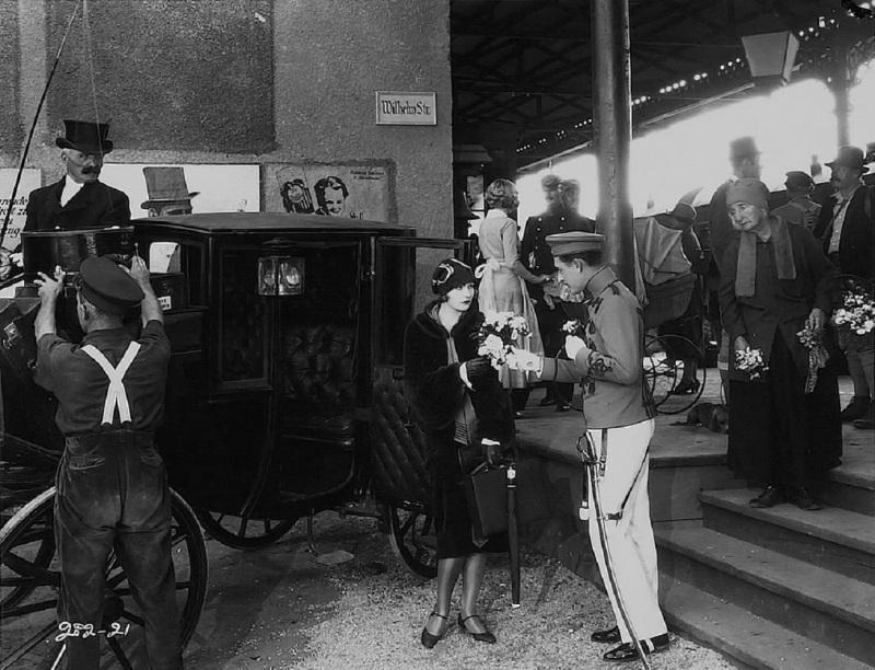 60 Flesh and the devil (1926) - Greta Garbo & John Gilbert