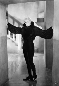 1932: A striking portrait of a blonde Greta Garbo (1905 - 1990) in George Fitzmaurice's film 'As You Desire Me', based on a play by Luigi Pirandello. (Photo by John Kobal Foundation/Getty Images)