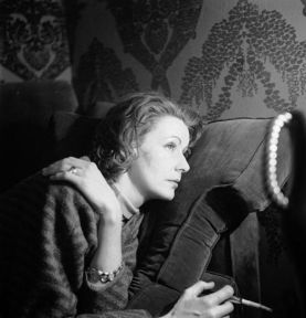 Garbo by Beaton 1951