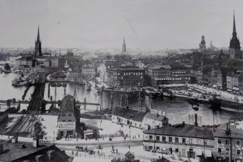 stockholm 1920s